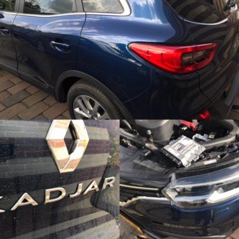 Chiptuning Renault Kadjar 1500 DCI 110 pk