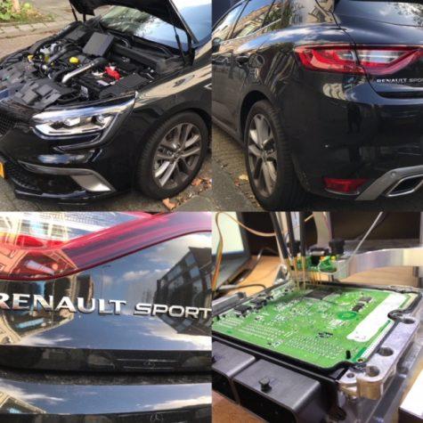 Chiptuning Renault Megane 1.6 DCI