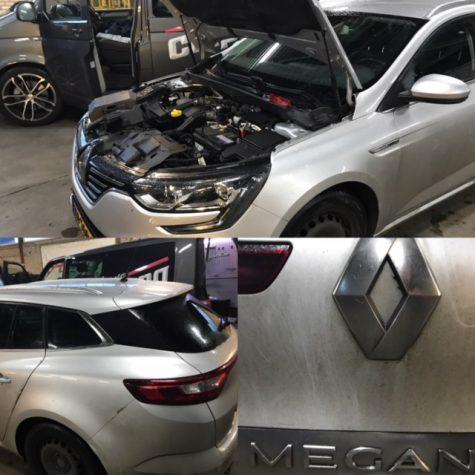 Chiptuning Renault Megane ph4 1500 DCI 110 pk