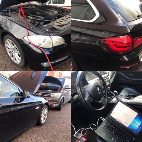 Chiptuning BMW 520d F10