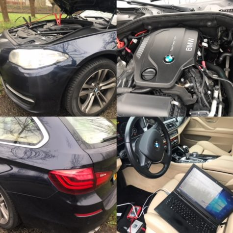 Chiptuning BMW F serie 520d 190 pk