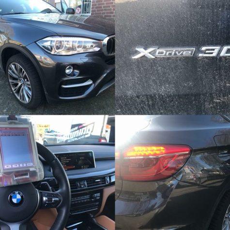 Chiptuning BMW X6 3000 d 256 pk