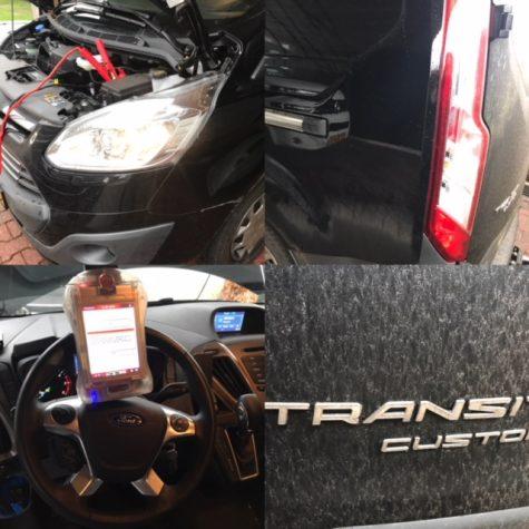 Chiptuning Ford Transit 2000 TDCI