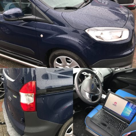 Chiptuning Ford Courier Ecoboost