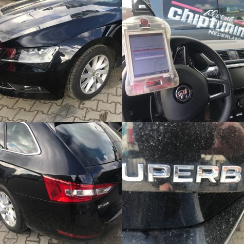 Chiptuning Skoda Superb 1600 120 pk