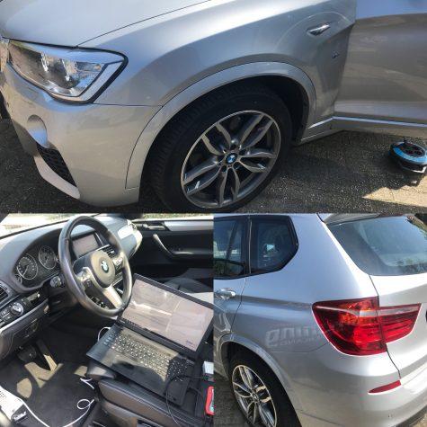 Chiptuning BMW X3 2000i