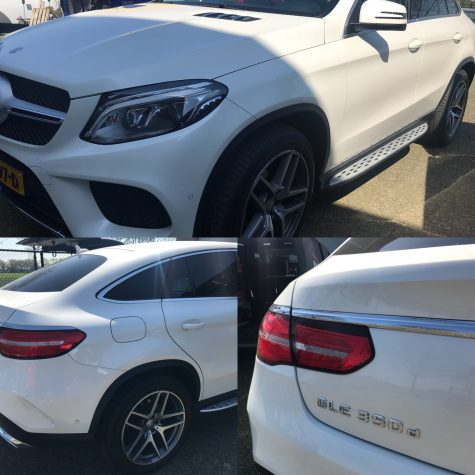 Chiptuning Mercedes GLE 350