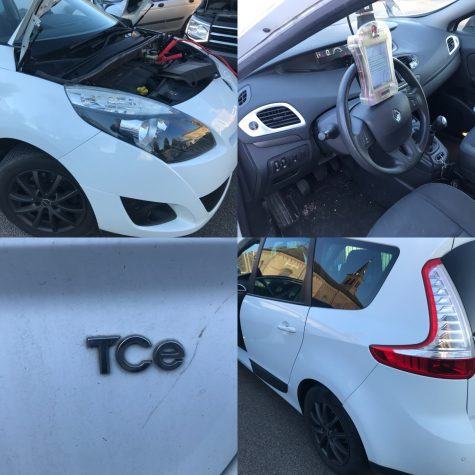 Chiptuning Renault Scenic 1200 TCE