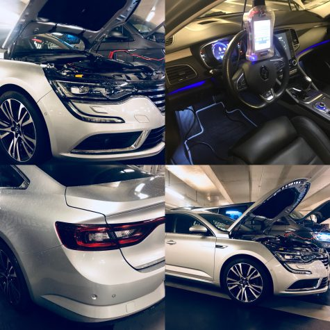 Chiptuning Renault Talisman 1.6 TCE