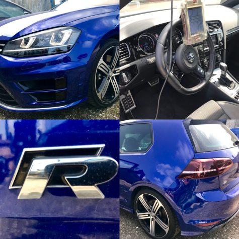 Chiptuning VW Golf TSI R 300 pk