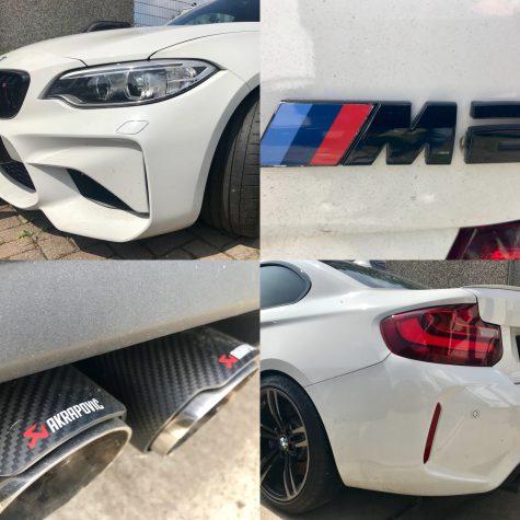 chiptuning BMW M2 370 pk