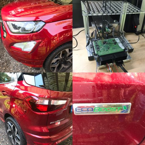 Chiptuning Ford Ecosport 1000 Ecoboost 125 pk